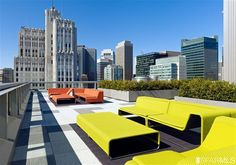 1 Hawthorne St Roof Deck...perfect!