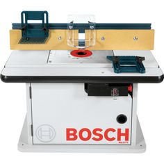 Bosch�15-7/8-in x 25-1/2-in Adjustable Router Table