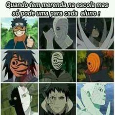 Invadi o anime Naruto Anime Naruto, Naruto Vs Sasuke, Naruto Shippuden Sasuke, Naruto Funny, Anime Meme, Otaku Meme, All Anime, Anime Manga, Tobi Obito