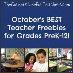 A huge collection of FREE ready-to-use activities for all grade levels!