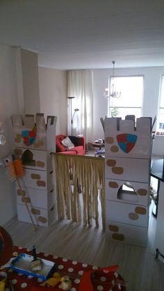 Kasteel van dozen
