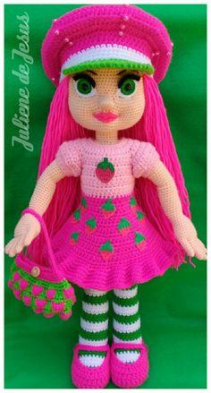 Crochet Toys, Crochet Patterns, Crochet Ideas, Lana, Baby Shower, Christmas Ornaments, Knitting, Holiday Decor, Barbie