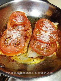 Zahlmann Zoo Crew: Healthy Recipe Lean & Green: Broiled Cod with Parmesan Asparagus