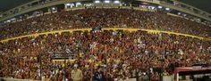"""""""Estádio da Ilha do Retiro"""".  Sport Club do Recife. # Recife, Estado de Pernambuco. Brasil."""