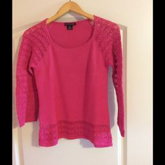 Pink Long Sleeve Shirt NWOT New Without Tags Pierre Cardin Tops