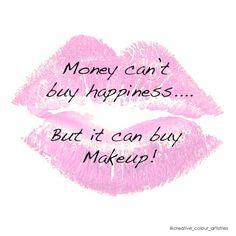 Makeup | Quote | Humor