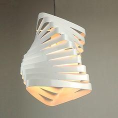 Κρεμαστό κόσμημα, 1 φως, Creative White Glass – EUR € 99.99