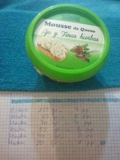 Mousse de queso y finas hierbas Hacendado