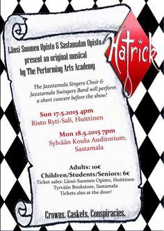 Hatrick - an original musical