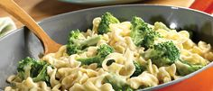 Broccoli & Noodles Supreme