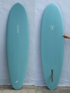 6'10 Andreini Vaquero  Oh my, what an amazing piece of fiberglass. That shape is my dream.