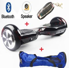 Samsung battery +bluetooch+remote +bag inch self balance electric scooter electric skateboard hoverboard for Christmas gift Electric Skateboard, Electric Scooter, Hoverboard Skate, Skateboard Price, Tops Online Shopping, Best 3d Printer, Scooters For Sale, Unicycle, Outdoor Play