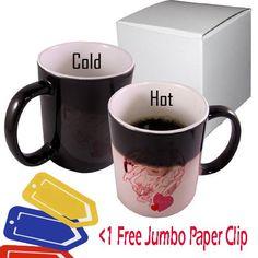 Personalized Coffee Mug (Magic Mug 15Oz), 2015 Amazon Top Rated Coffee Cups & Mugs #Kitchen