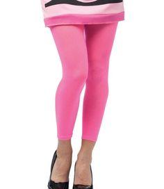 Marianne Eighties 60 enkellegging Roze Basic Leggings, Capri Pants, Fashion, Moda, Capri Trousers, Fashion Styles, Fashion Illustrations