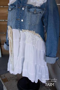 71ae28c01 84 best Upcycled clothing images on Pinterest in 2018