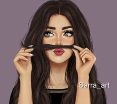 Dibujo de chica bonita Drawing Tips draw something cheat Girly M, Tumblr Drawings, Girly Drawings, Tumblr Girl Drawing, Girl Cartoon, Cartoon Art, Sarra Art, Photo Manga, Cute Girl Drawing