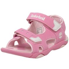 Timberland Riverquest 2 Strap Sandal (Toddler/Little Kid/Big Kid) >>> Remarkable outdoor item available now. : Girls sandals