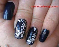 10 Latest Nail Art Designs!