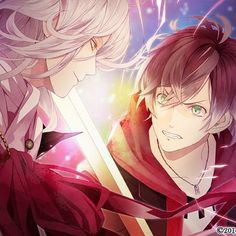 [Dark Fate?] Karlheinz vs Ayato - Diabolik Lovers Photo (38296962) - Fanpop