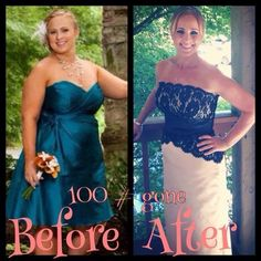 Loving these results from my team mate!!  Plexus Slim, Accelerator, and Block! 100 pounds down. Way to go girly!!