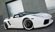 Luxury Wheels on Lamborghini Gallardo #cars #autos