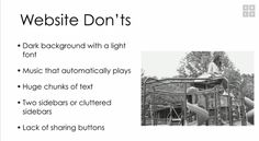 Creative-live-website-donts