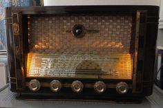 Radio 50's stéroidée Raspberry Pi