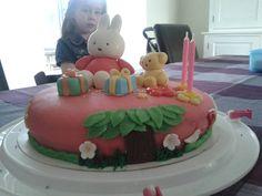 Nijntje 3D cake / taart