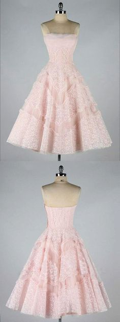 2017 homecoming dresses,lace homecoming dresses,pink homecoming dresses,strapless homecoming dresses