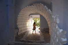 Daphne – Installation for Santorini Biennale 2012 / 24° Studio
