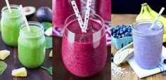 Estas recetas son perfectas para disfrutar de un día de sol y pileta con el mejor refresco.