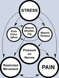 Neuromuscular Therapy Breaks the Stress-Tension-Pain Cycle & Restores the Nervous System to Normal Functioning Chronic Illness, Chronic Pain, Fibromyalgia, Stress Relief, Pain Relief, Neuromuscular Therapy, Remedies For Tooth Ache, Krill Oil, Nerve Pain
