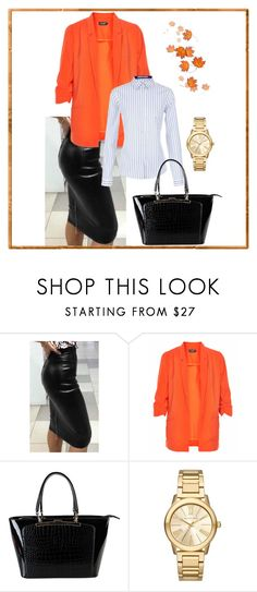 WINTER OUTFITS ON THE STREET by vera-brites on Polyvore featuring Soaked in Luxury, Diophy, Michael Kors and Etro