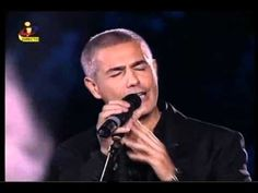 Alessandro Safina -Luna Te  LIVE - An Italian tenor in the tradition of the ENOURMOUSLY popular Andrea Bocelli , has long been admired and championd in the Netherlands,though he`s made light of in his native country.
