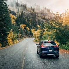 The versatile #HondaCRV adapts to every environment.