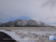 A beautiful #winter walk around Buffalo Park in #Flagstaff, Arizona