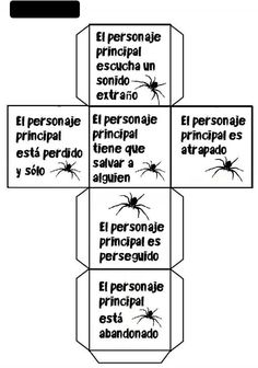 Primary Classroom Displays, Spanish Classroom Activities, Class Activities, Story Cubes, Kids Library, Teacher Planner, Writing Styles, Sixth Grade, Student Teaching