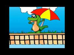 Snappie - Zwie Zwa Zwemmen - YouTube Jaba, Youtube, Sports, Books, Projects, Kids, School, Crocodile, Hs Sports