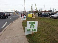 Moncton Anti-Fracking