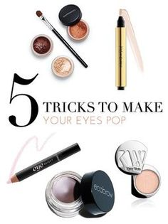 5 Tricks To Make Your Eyes Pop