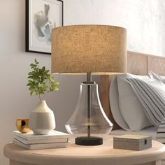 Table Lamps For Your Signature Style Cheap Table Lamps, Table Lamp Base, Table Desk, Lamp Bases, Console Table, Table Decor Living Room, Living Room End Tables, Bedroom Table Lamps, Living Room End Table Lamps