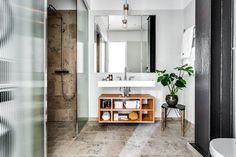 КВАРТИРА 81 КВ.М. — DECOR.CLOUD Double Vanity, Decorating Your Home, Oversized Mirror, Ikea, Prints, Inspiration, Furniture, Design, White Interiors