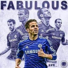 Fabregas = Fabulous :3
