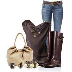 Armani Collezioni dark brown satin silk sleeveless top #fashion #outfit