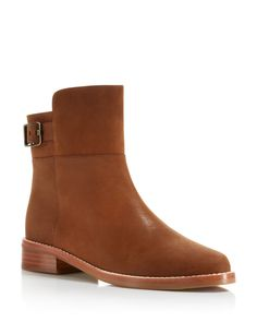 FRENCH CONNECTION Greecia Asymmetrical Buckle Booties | Bloomingdale's