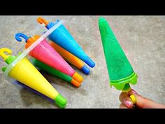 Learn Colors with Ice Popsicles Ice Popsicles, Color Songs, Summer Ice Cream, Kids Nursery Rhymes, Learning Colors, Kids Songs, Make It Yourself, Youtube, Decor