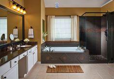 Bathroom Renovations from Granite Transformations of Northeast Ohio