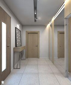 Hol / przedpokój, styl nowoczesny - zdjęcie od BAGUA Pracownia Architektury Wnętrz