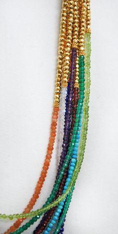 Collar de VIDA por keijewelry en Etsy