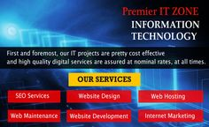 Farst and Formost Our IT Projects are pretty cost effective and high quality digital services are assured at nominal rates at all time